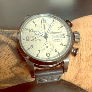 Ingersoll Men's Armstrong Automatic Watch